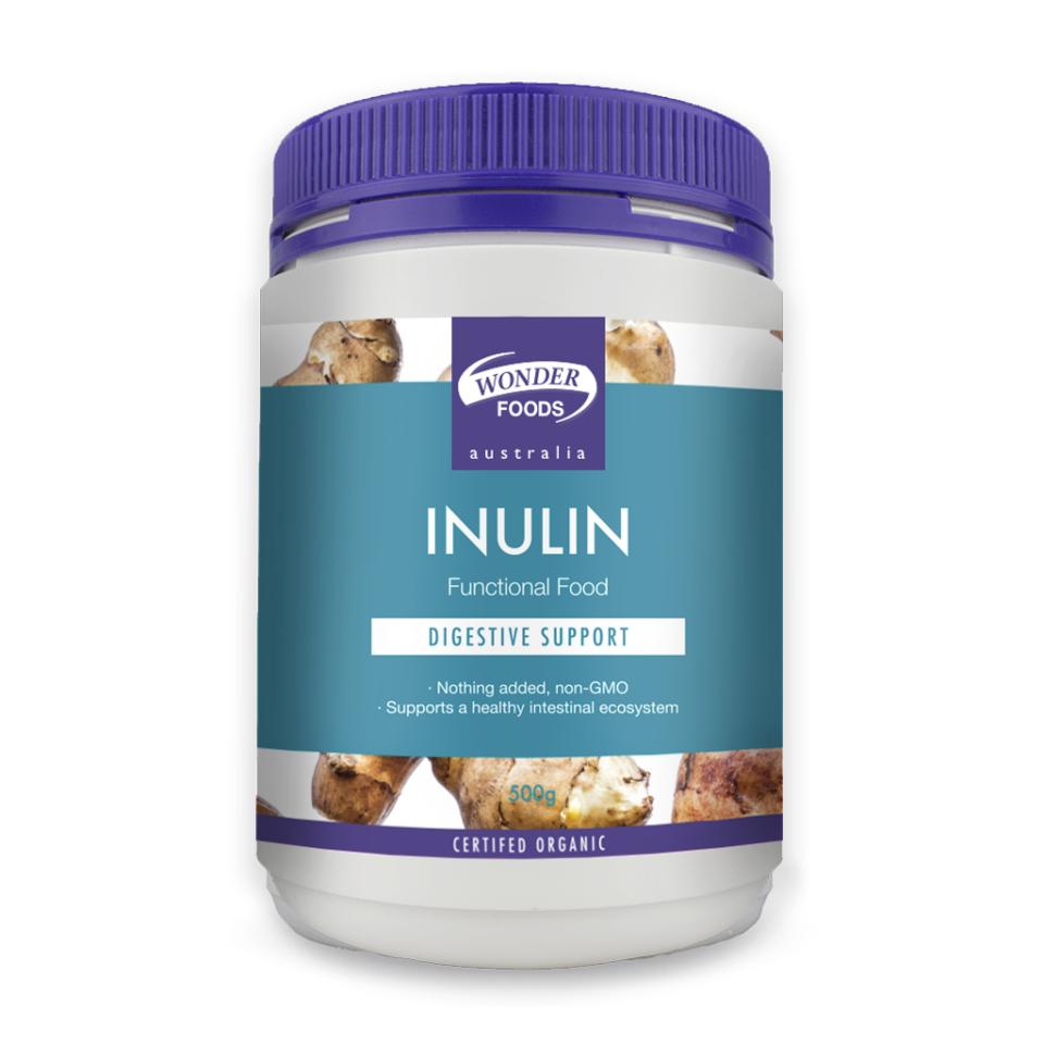 Organic Inulin 500g