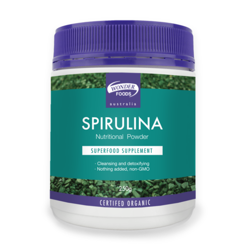 Spirulina Organic 250g