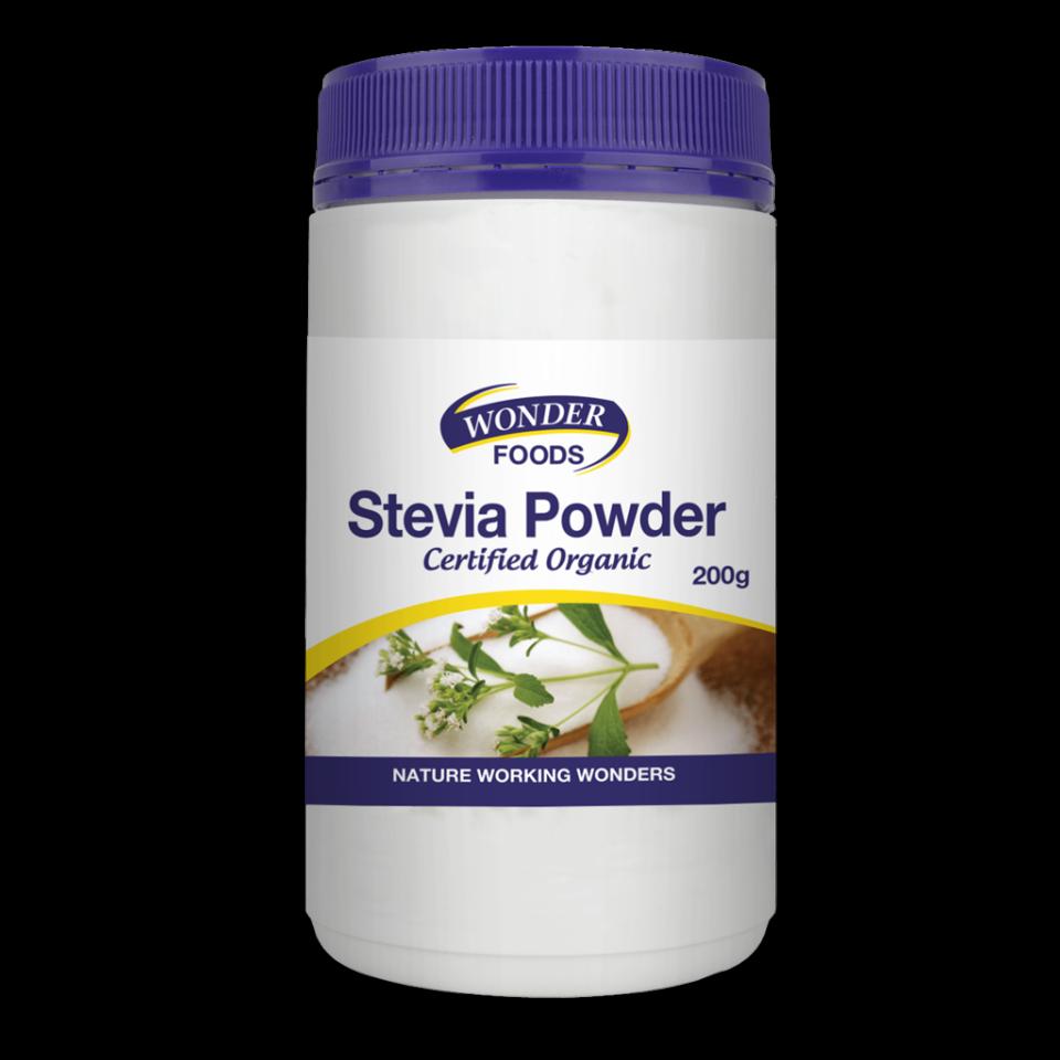 Stevia Powder Organic 200g