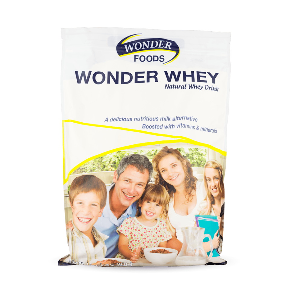 Wonder Whey Powder 3kg