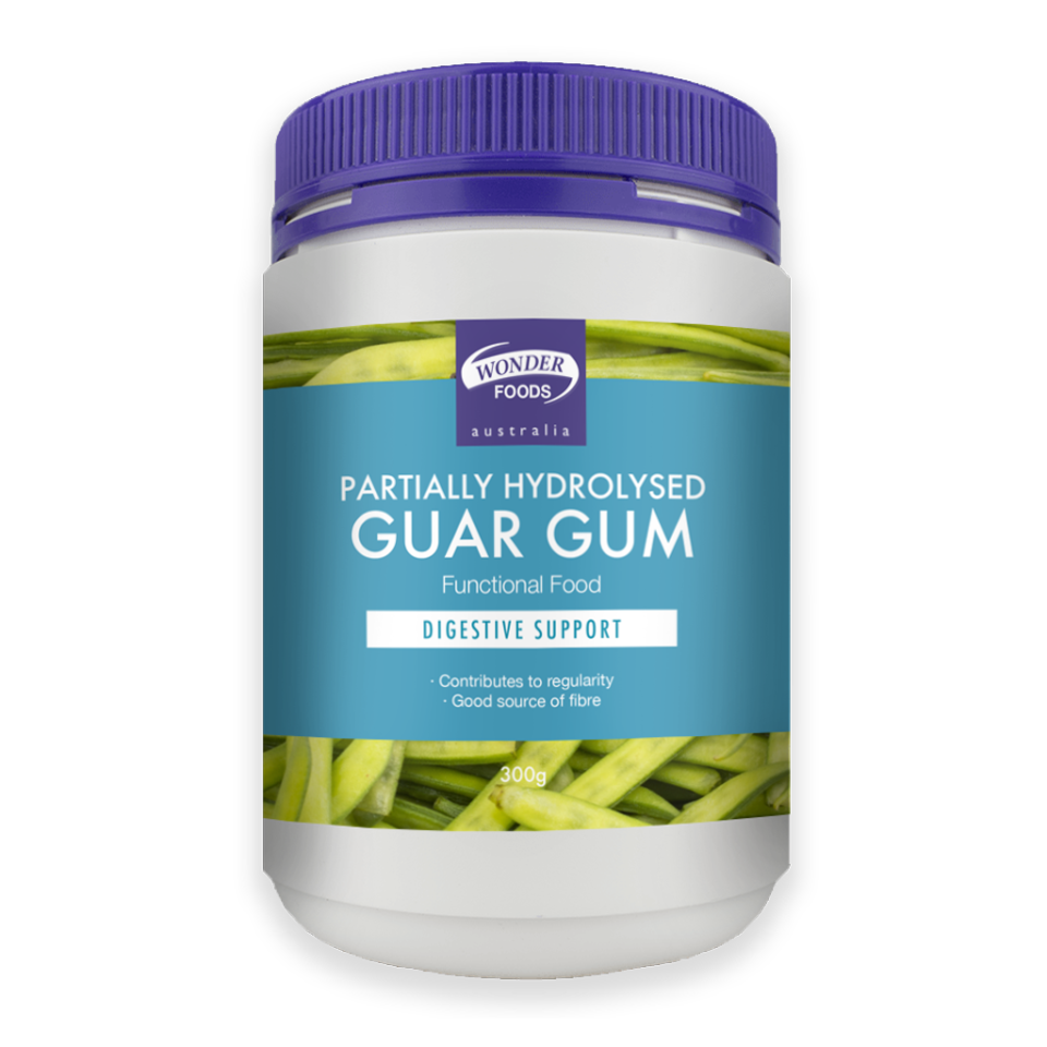 Partially Hydrolysed Guar Gum