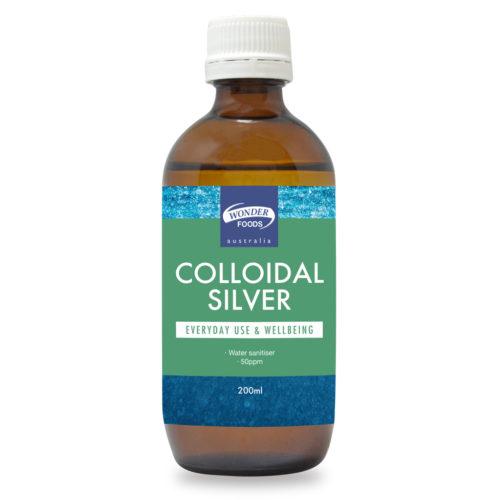 Colloidal Silver 200ml