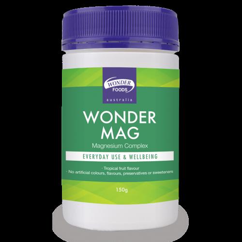 Wonder Foods Wonder Mag