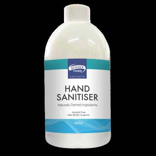 Wonder Foods Hand Sanitiser Alcohol-free