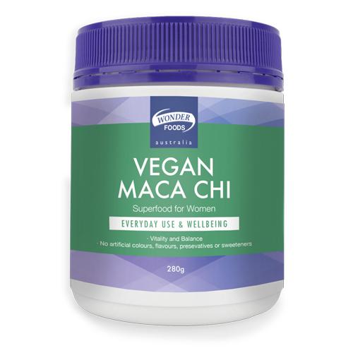 Wonder Foods Vegan Maca Chi