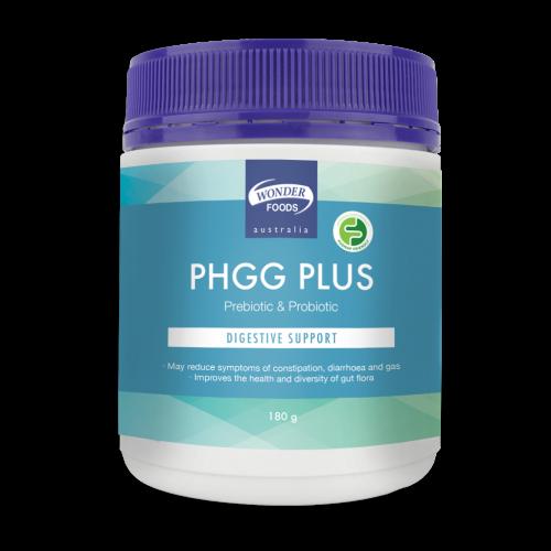 Wonder Foods PHGG Plus